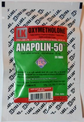 Anapolin 50mg (100 com)