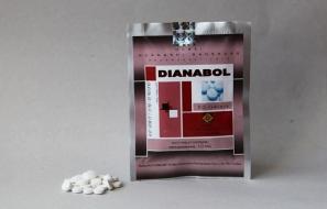 Dianabol Hubei 10mg (50 com)