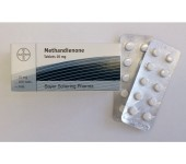 Methandienone Bayer 5mg (100 com)