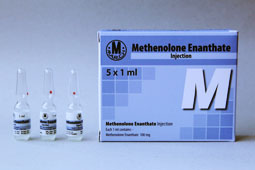 Methenolone Enanthate March 100mg/amp