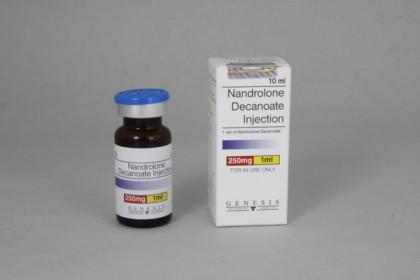 Nandrolone decanoato Genesis 250mg/ml (10ml)