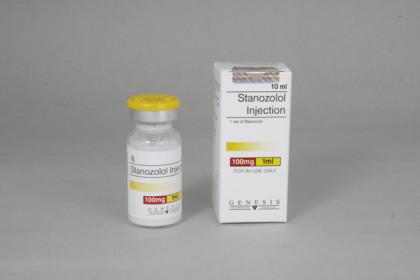 Stanozololo iniezione 100mg/ml (10ml)