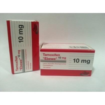 Tamoxifene citrato Ebewe 10 mg (100 com)