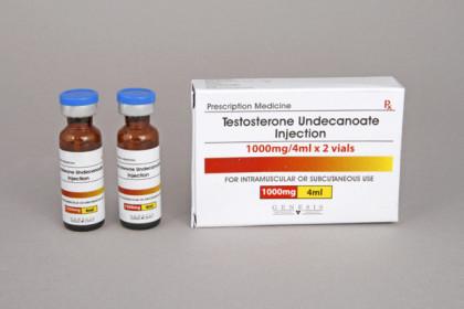 Testosterone Undecanoato iniezione 500mg/amp (2 amp)