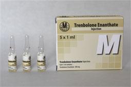 Trenbolone Acetato March 100mg/amp